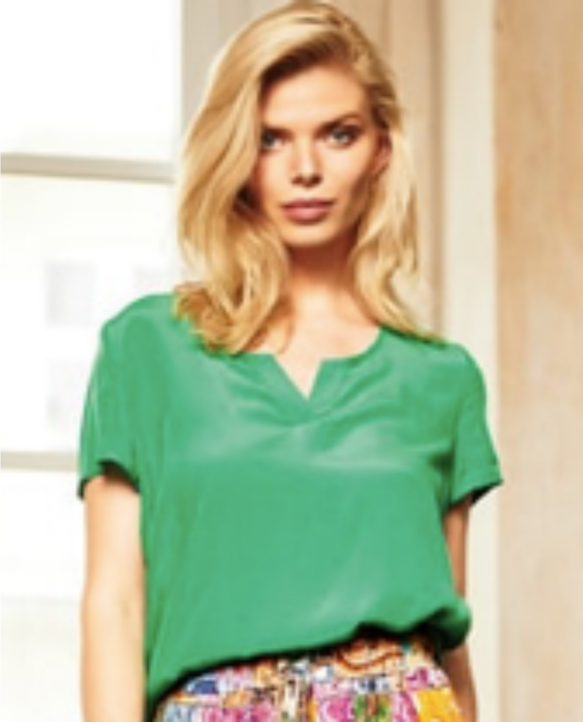 Bluebeery Top Groen