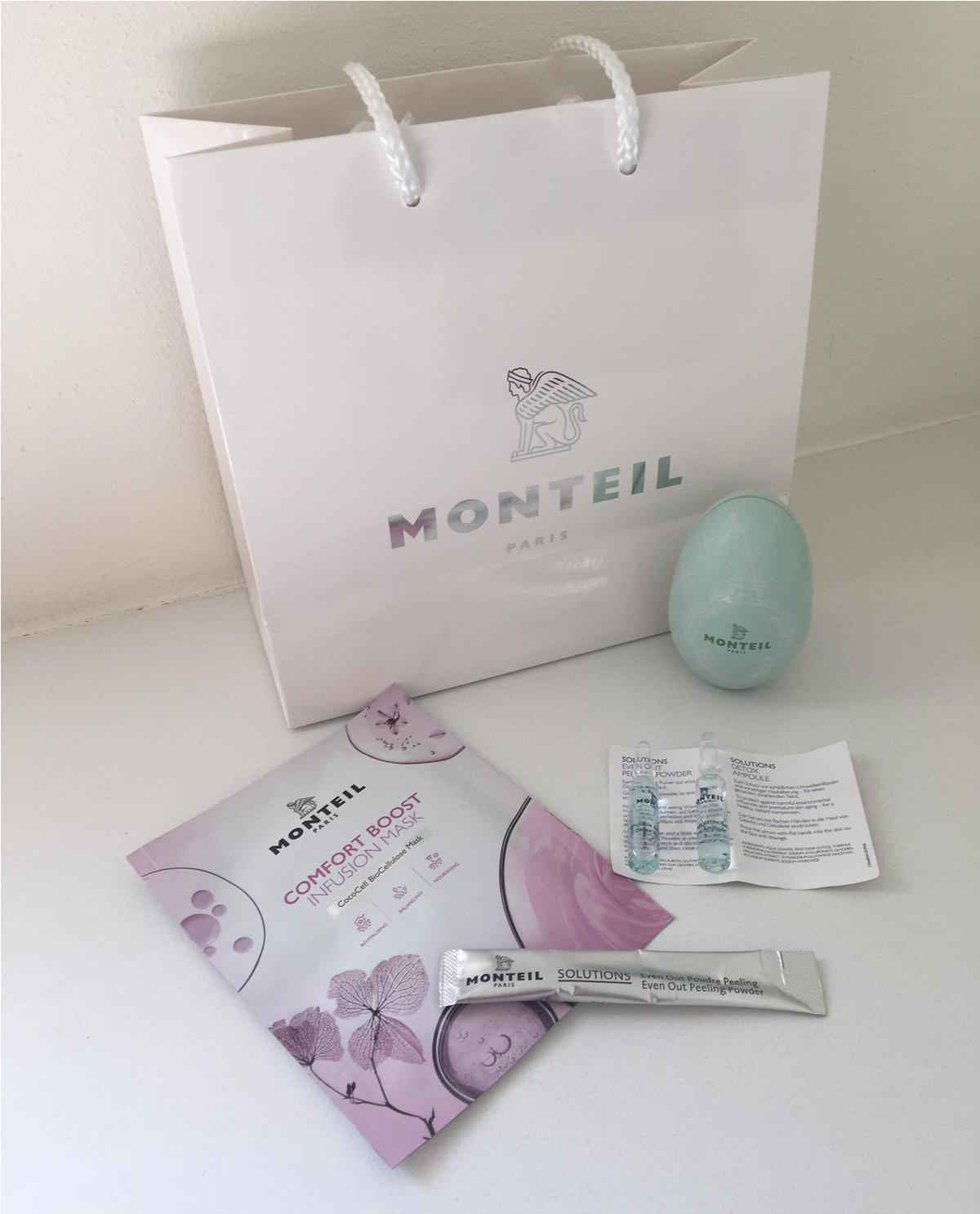 Monteil Spa Treatment